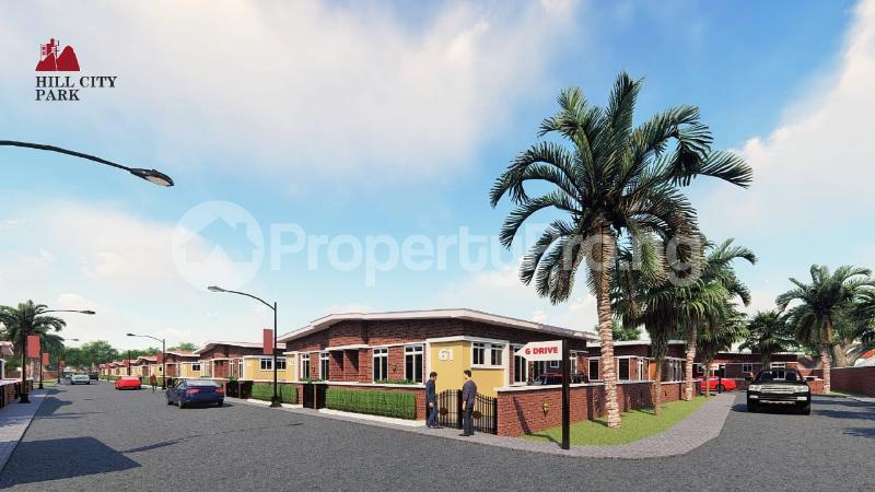 4 bedroom Detached Bungalow for sale Off Simawa Road After Rccg New Auditorium Mowe Obafemi Owode Ogun - 3