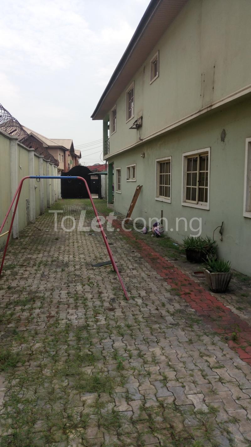 4 bedroom House for rent Magodo Phase 2 Estate, CMD ROAD.  Ojodu Lagos - 0