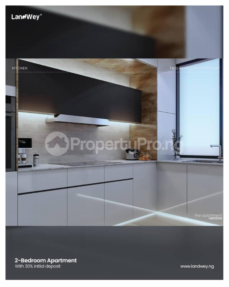 4 bedroom Detached Duplex for sale Abraham adesanya estate Ajah Lagos - 2