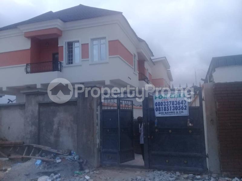 Detached Duplex for sale Allen Ikeja Allen Avenue Ikeja Lagos - 1