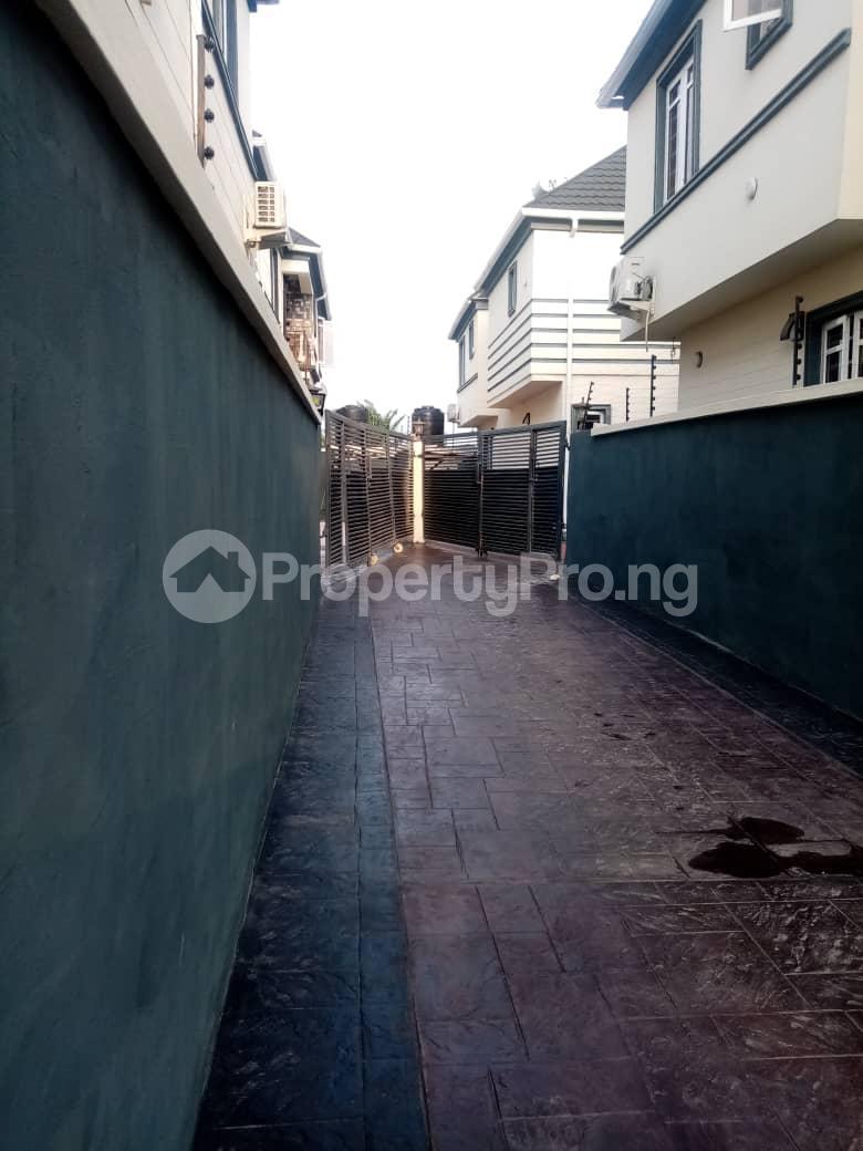 4 bedroom Detached Duplex House for sale Budo Peninsula Estate Before Abraham Adesanya roundabout Ajah Lagos - 12