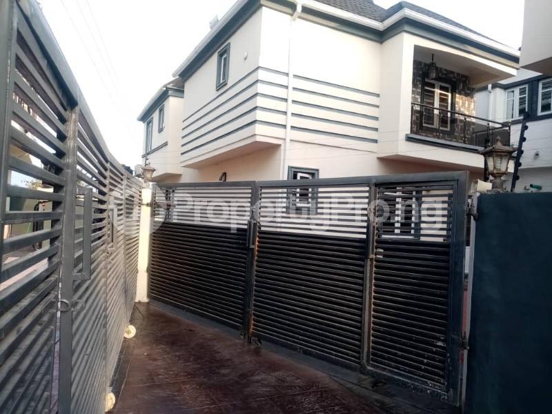 4 bedroom Detached Duplex House for sale Budo Peninsula Estate Before Abraham Adesanya roundabout Ajah Lagos - 1