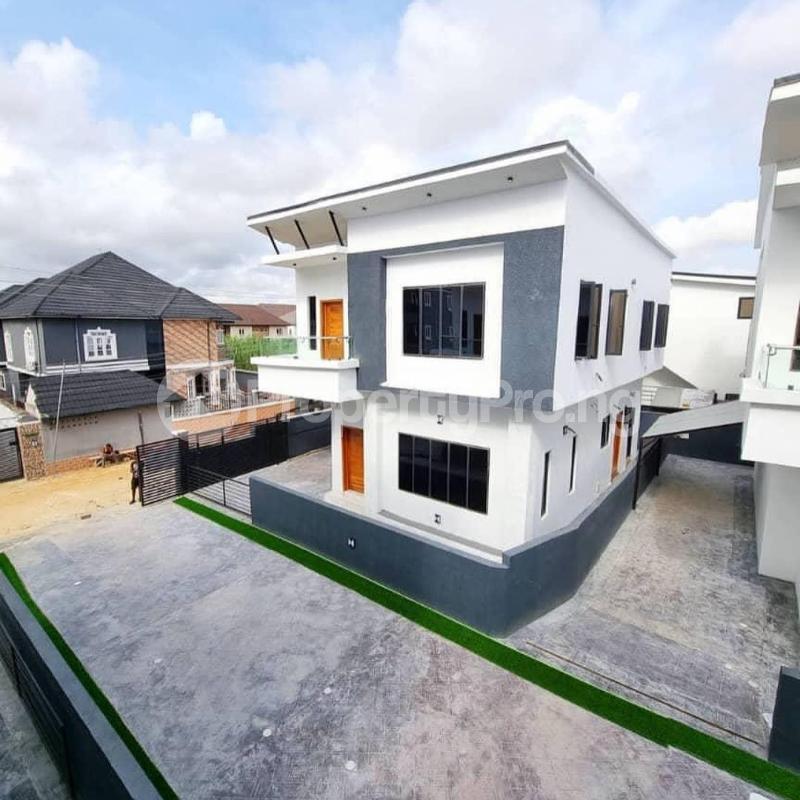 4 bedroom Detached Duplex House for sale Ajah Lagos - 2