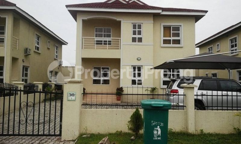 4 bedroom Detached Duplex for rent Napier Garden Estate, Beside Manor Garden, Ikota, Lekki, Lagos Ikota Lekki Lagos - 6