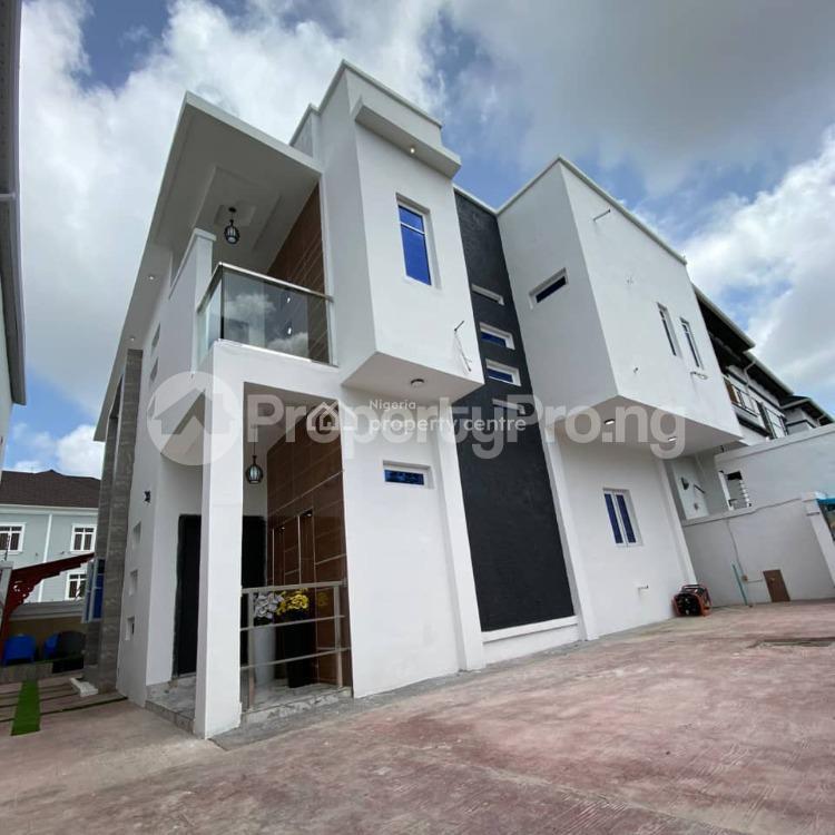 4 bedroom Detached Duplex for sale Lekki Palm City Estate Ado Ajah Lagos - 0