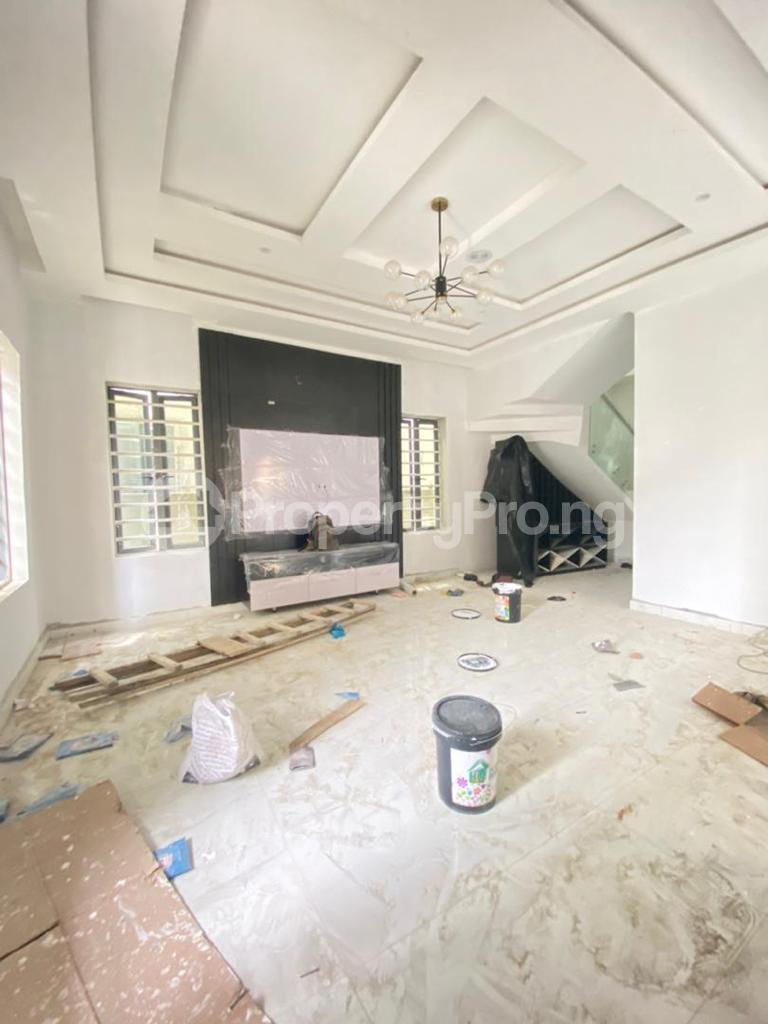 4 bedroom Detached Duplex House for sale Osapa london Lekki Lagos - 5