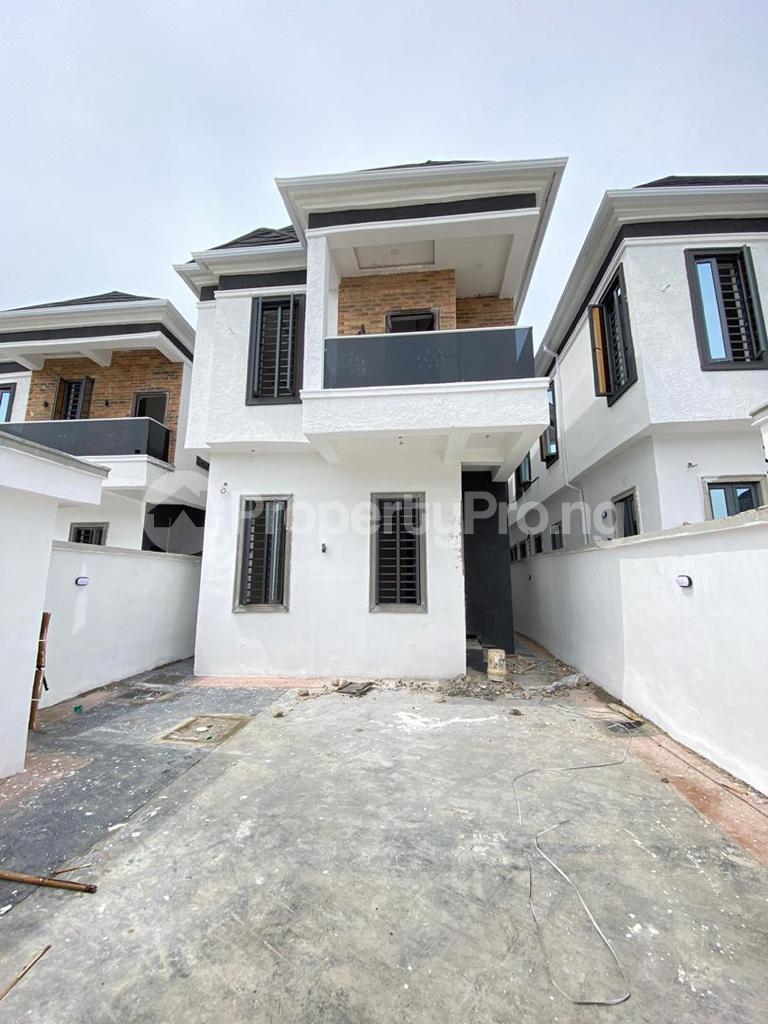 4 bedroom Detached Duplex House for sale Ikota Lekki Lagos - 12