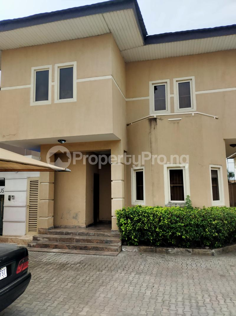 4 bedroom Detached Duplex House for sale Lekki phase 1 Lekki Phase 1 Lekki Lagos - 0