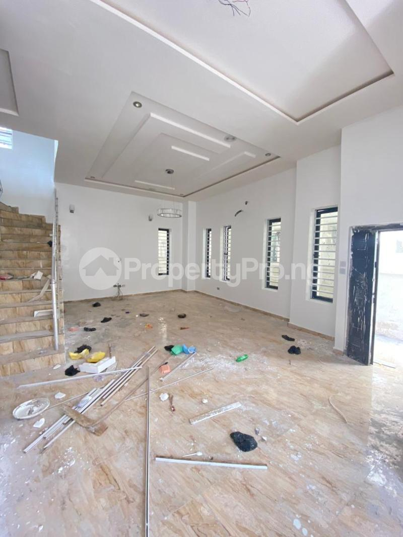 4 bedroom Detached Duplex House for sale chevron Lekki Lagos - 4