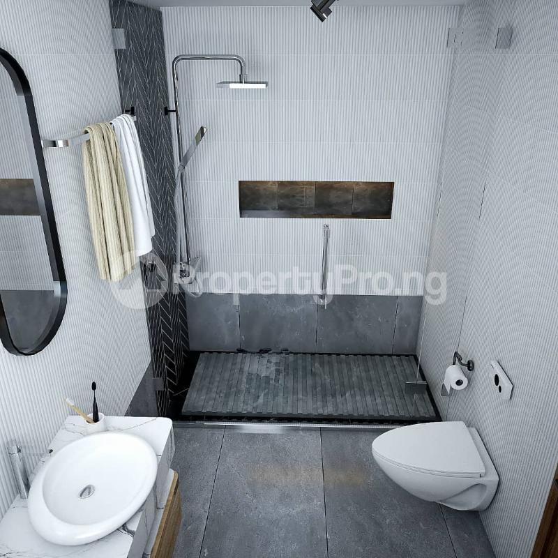 5 bedroom Detached Duplex for sale Ajiwe In Abraham Adesanya Inside A Popular Estate Abraham adesanya estate Ajah Lagos - 4
