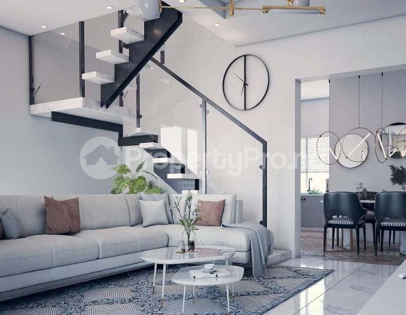 5 bedroom Detached Duplex for sale Ajiwe In Abraham Adesanya Inside A Popular Estate Abraham adesanya estate Ajah Lagos - 0