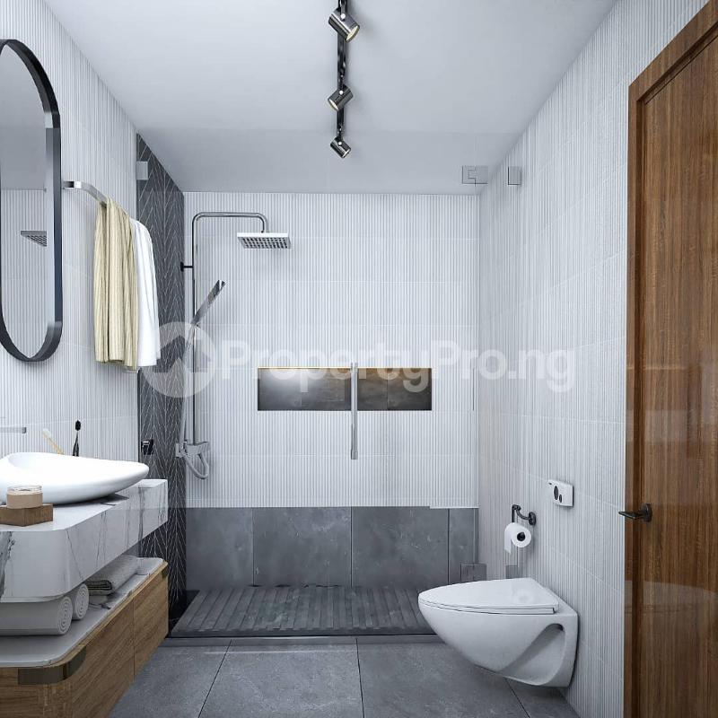 5 bedroom Detached Duplex for sale Ajiwe In Abraham Adesanya Inside A Popular Estate Abraham adesanya estate Ajah Lagos - 2