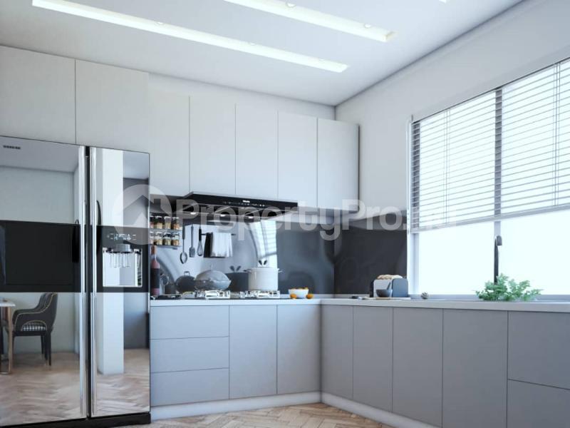 5 bedroom Detached Duplex for sale Ajiwe In Abraham Adesanya Inside A Popular Estate Abraham adesanya estate Ajah Lagos - 1