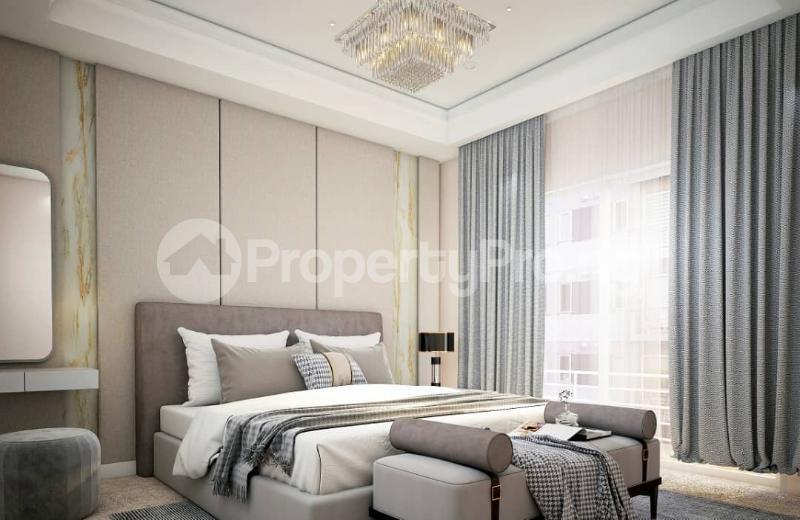 5 bedroom Detached Duplex for sale Ajiwe In Abraham Adesanya Inside A Popular Estate Abraham adesanya estate Ajah Lagos - 5