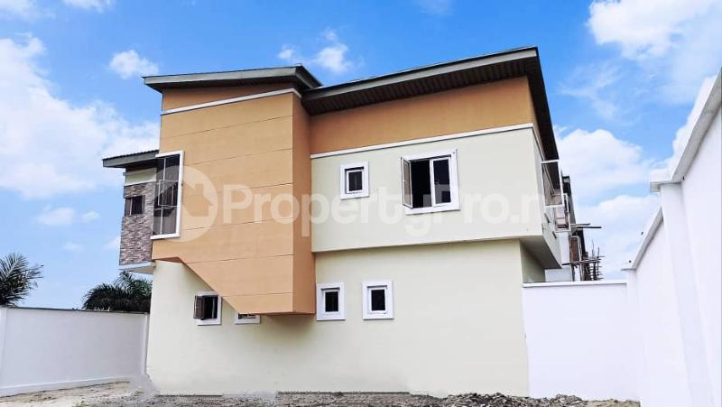4 bedroom House for sale Coscharis Motors, Corona Schl, Novare Mall, Abijo Gra Abijo Ajah Lagos - 1