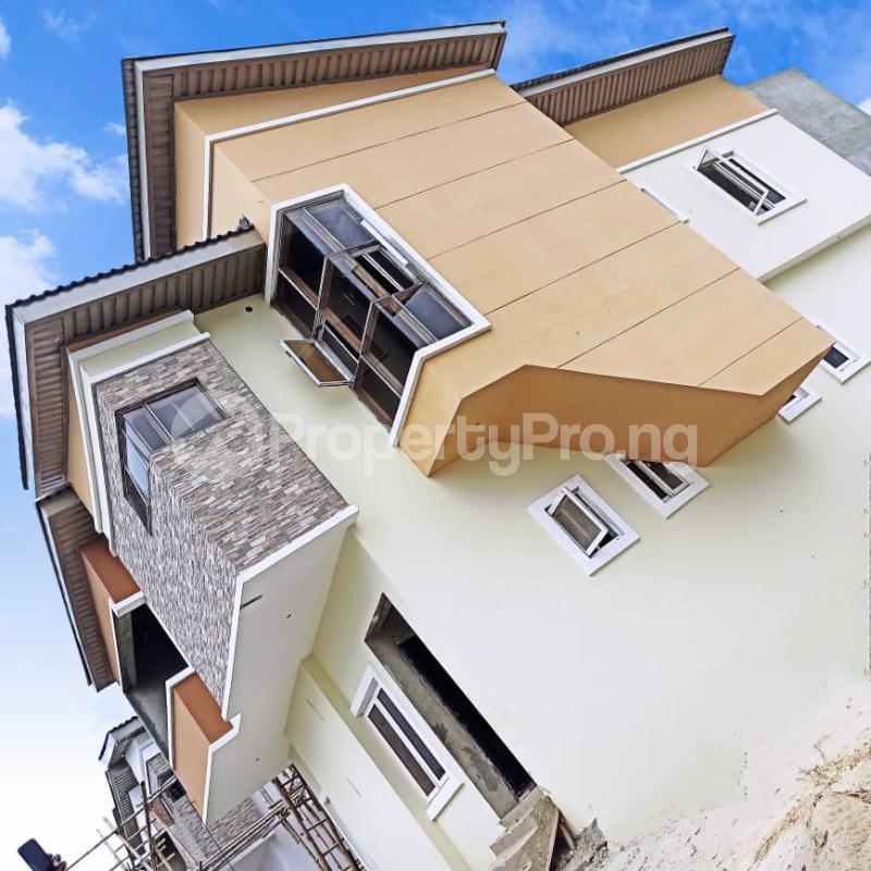 4 bedroom House for sale Coscharis Motors, Corona Schl, Novare Mall, Abijo Gra Abijo Ajah Lagos - 0