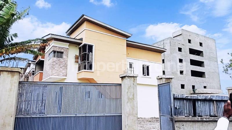 4 bedroom House for sale Coscharis Motors, Corona Schl, Novare Mall, Abijo Gra Abijo Ajah Lagos - 2