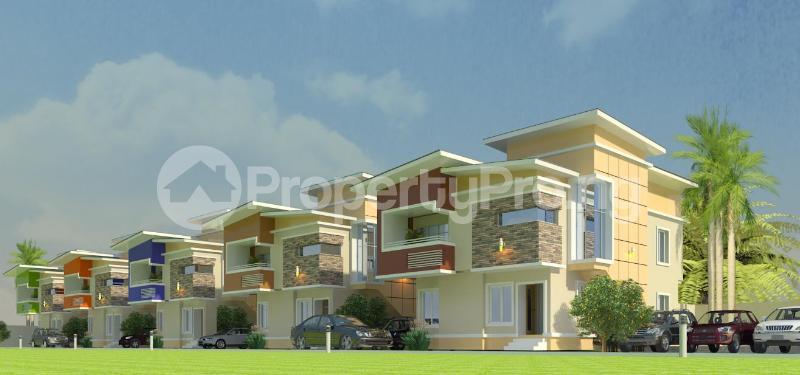 4 bedroom House for sale Coscharis Motors, Corona Schl, Novare Mall, Abijo Gra Abijo Ajah Lagos - 3