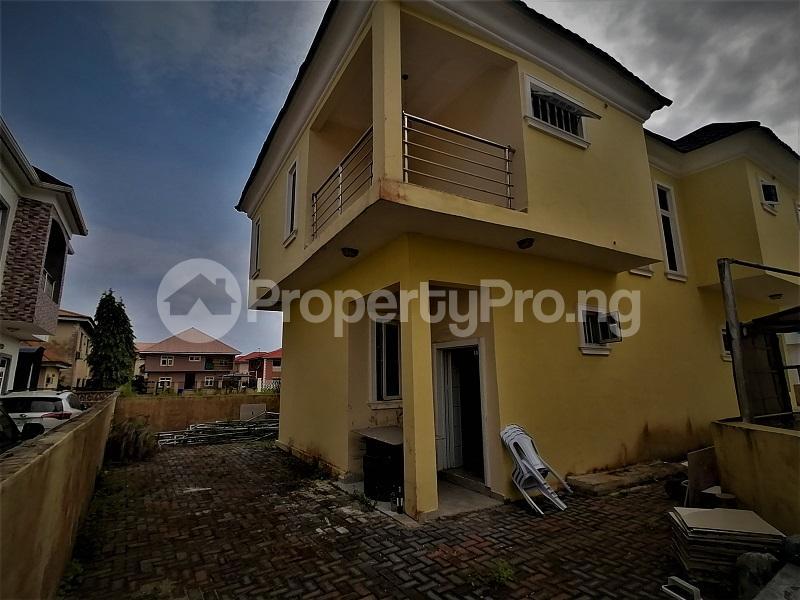 4 bedroom Detached Duplex for sale Crown Estate, After The Shoprite Sangotedo Sangotedo Lagos - 16
