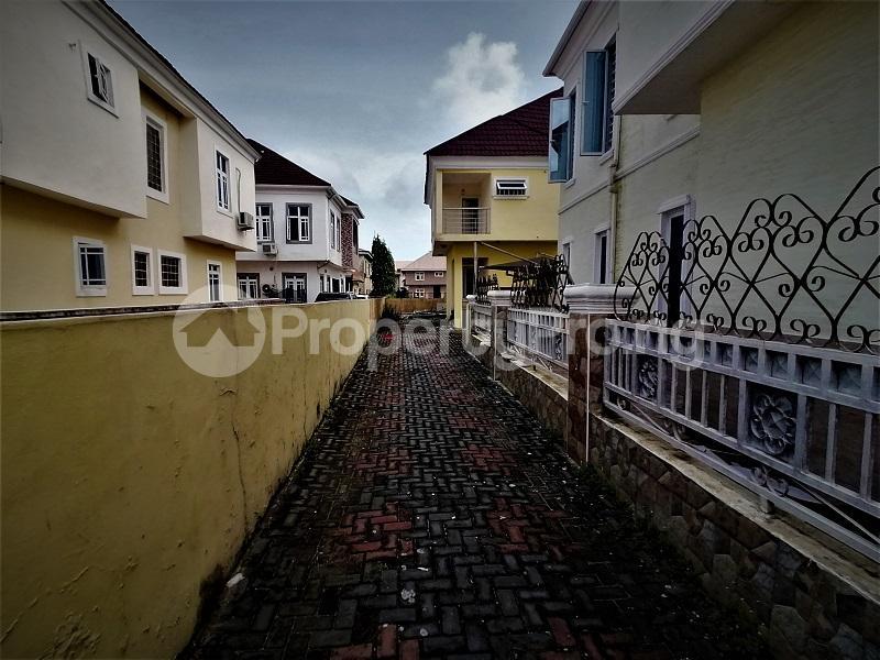 4 bedroom Detached Duplex for sale Crown Estate, After The Shoprite Sangotedo Sangotedo Lagos - 17