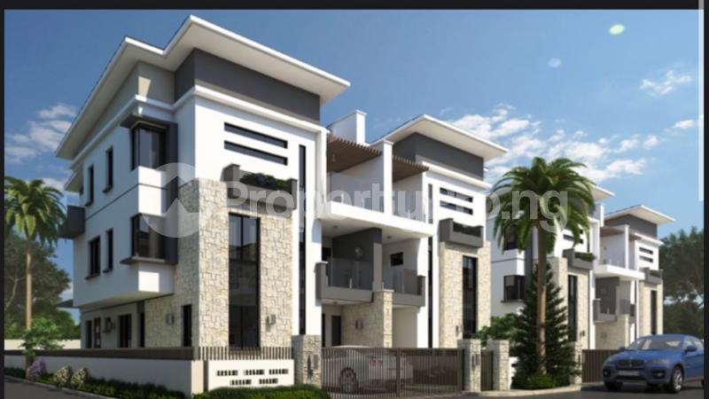 4 bedroom Detached Duplex House for sale idu new layout Idu Abuja - 0