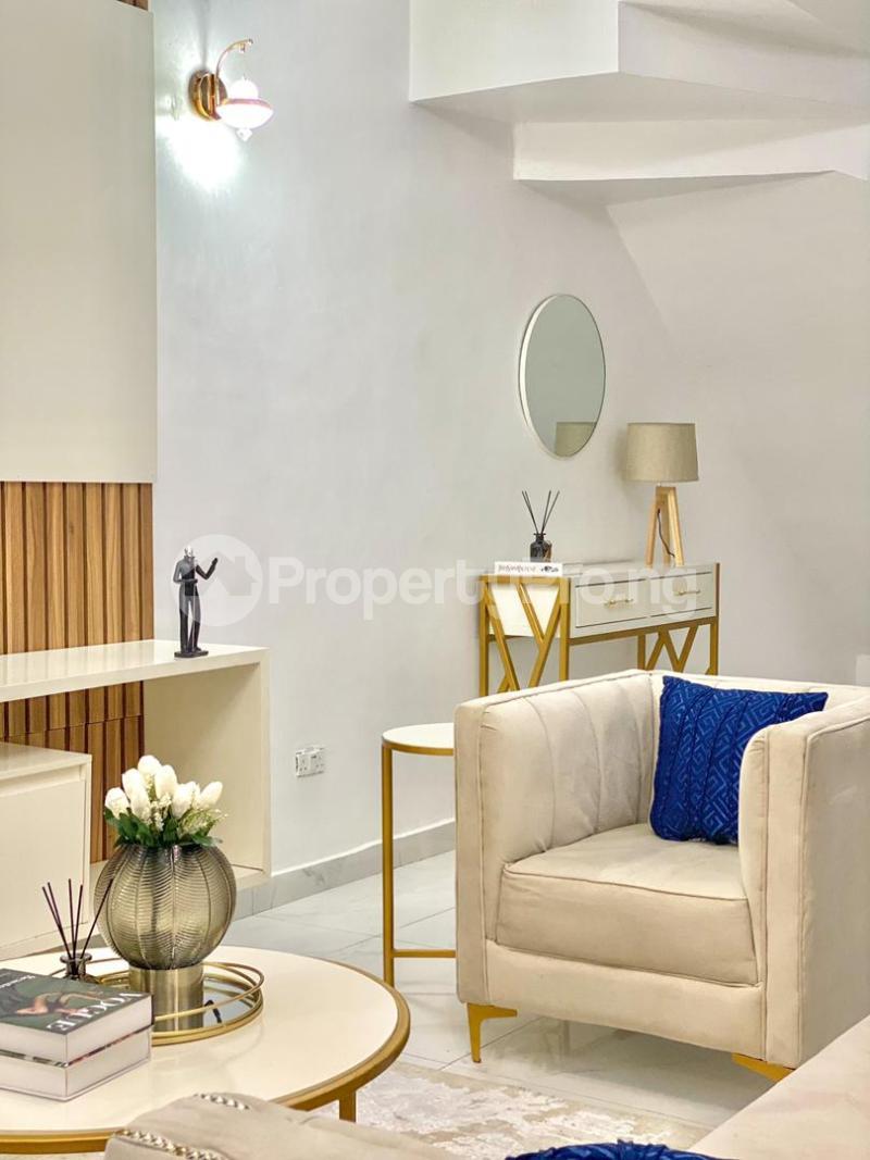 4 bedroom Detached Duplex for shortlet Empire Home House 16, Chevron Drive, Alternative Route chevron Lekki Lagos - 9
