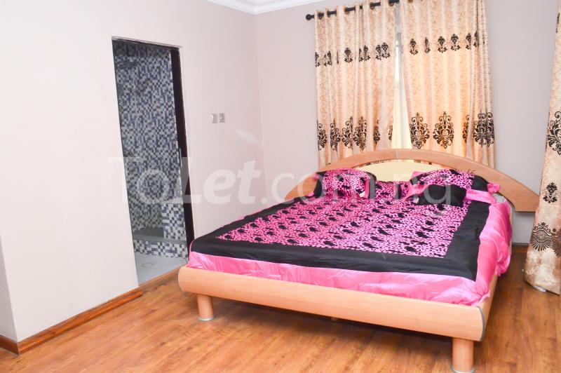 4 bedroom House for shortlet Diamond Estate Phase 1 Monastery road Sangotedo Lagos - 5