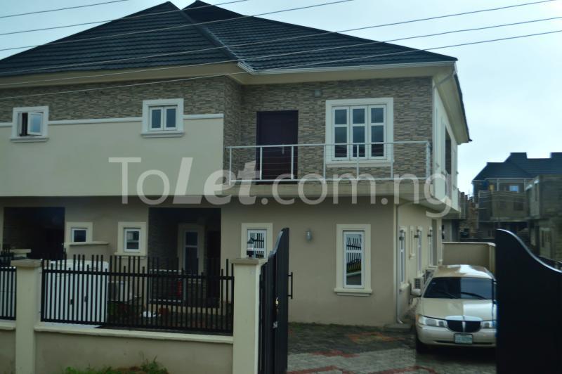 4 bedroom House for shortlet Diamond Estate Phase 1 Monastery road Sangotedo Lagos - 0