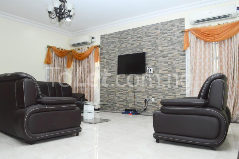 4 bedroom House for shortlet Diamond Estate Phase 1 Monastery road Sangotedo Lagos - 1