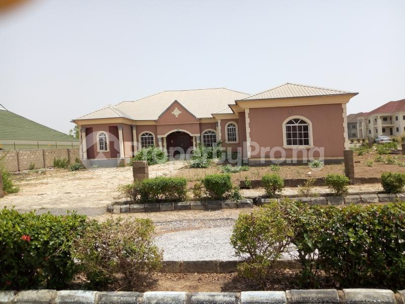 4 bedroom Massionette House for sale Taoheed road (basin) by Judges quarters,New GRA Ilorin Kwara - 0