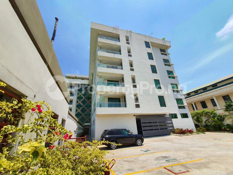 4 bedroom Flat / Apartment for sale Banana Island Ikoyi Lagos - 1