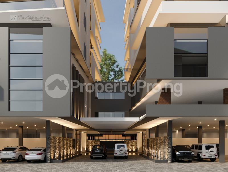 4 bedroom Shared Apartment Flat / Apartment for sale Alexander Road, Ikoyi. Bourdillon Ikoyi Lagos - 2