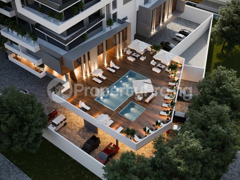 4 bedroom Shared Apartment Flat / Apartment for sale Alexander Road, Ikoyi. Bourdillon Ikoyi Lagos - 5