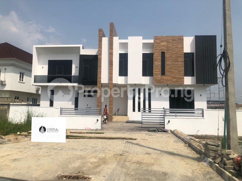 4 bedroom Detached Duplex House for sale Lakeview Estate chevron Lekki Lagos - 0