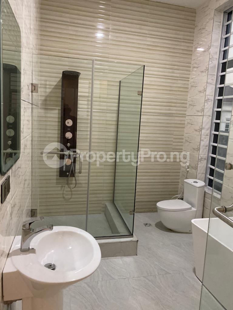 4 bedroom Detached Duplex House for sale Lakeview Estate chevron Lekki Lagos - 9