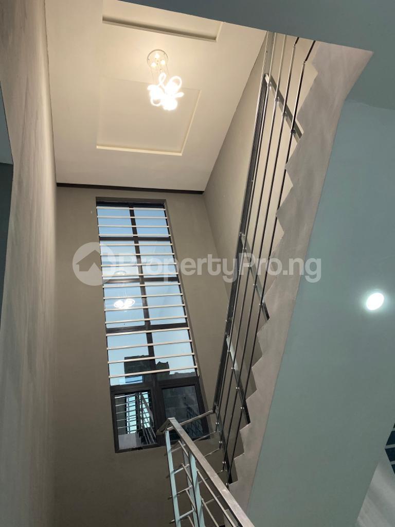 4 bedroom Detached Duplex House for sale Lakeview Estate chevron Lekki Lagos - 12