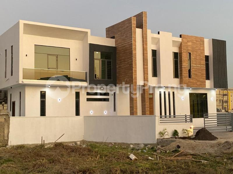 4 bedroom Detached Duplex House for sale Lakeview Estate chevron Lekki Lagos - 2