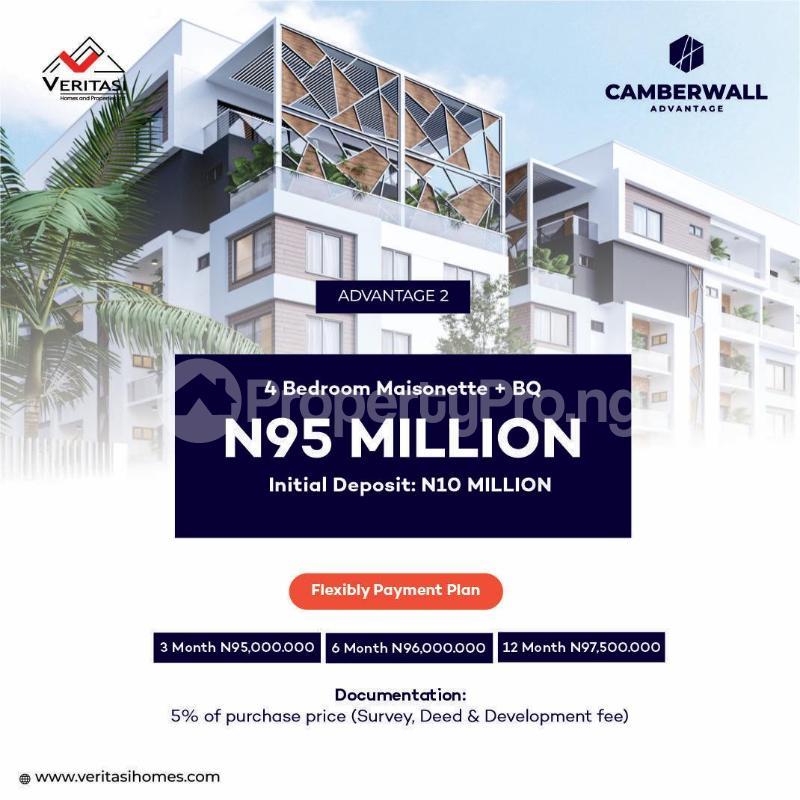 4 bedroom House for sale Ikate Ikate Lekki Lagos - 1