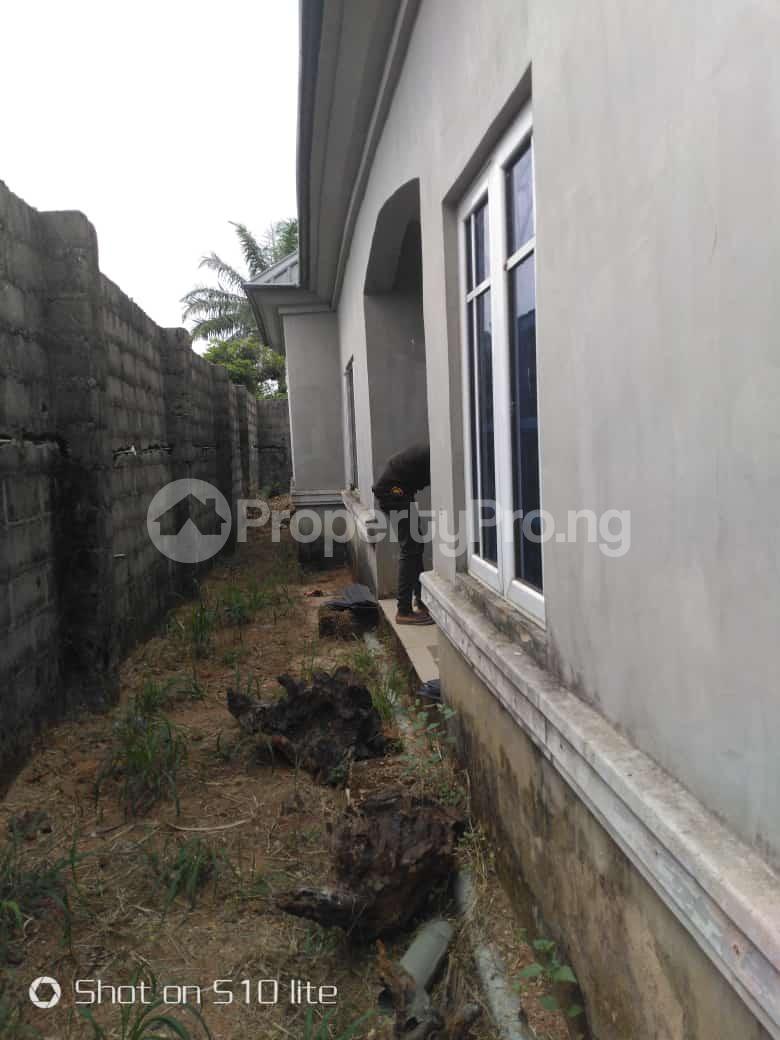 4 bedroom Detached Bungalow for sale Orji Okwu Uratta Owerri North Imo State. Owerri Imo - 4