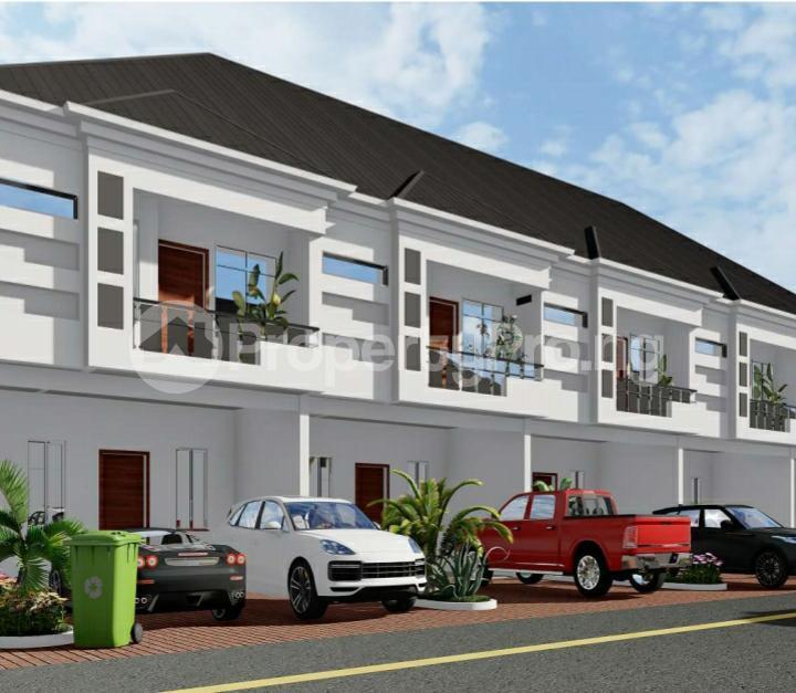 4 bedroom Terraced Duplex House for sale Gra Ikota Lekki Lagos - 6