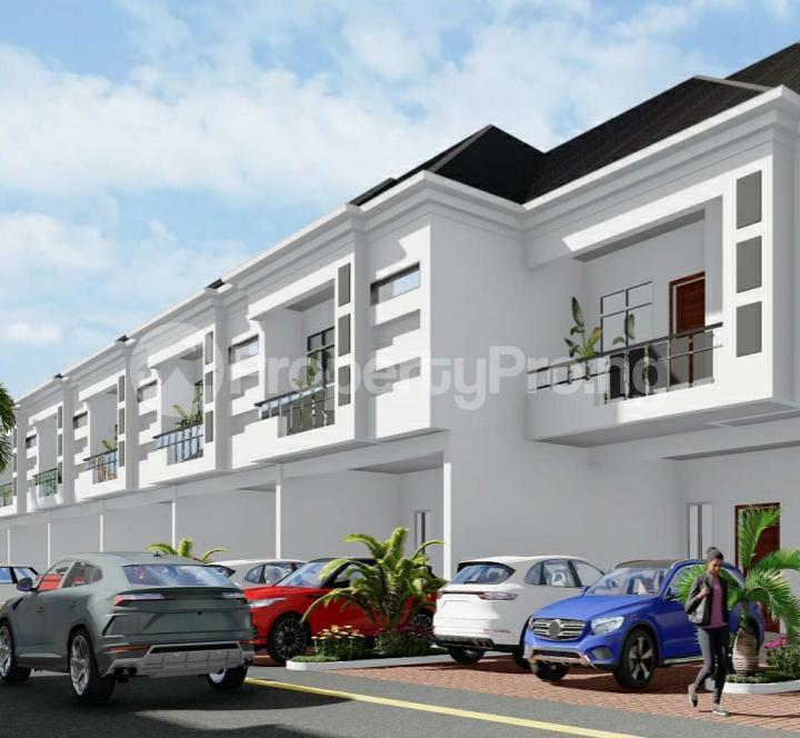 4 bedroom Terraced Duplex House for sale Gra Ikota Lekki Lagos - 1