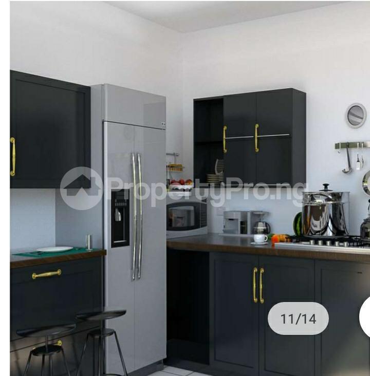 4 bedroom Terraced Duplex House for sale Gra Ikota Lekki Lagos - 4
