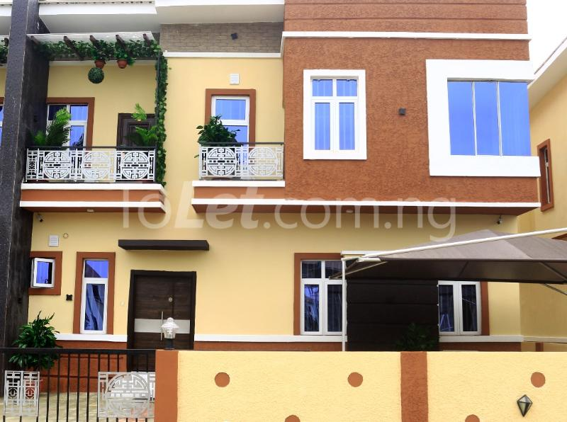 4 bedroom House for sale Orchid road chevron Lekki Lagos - 0
