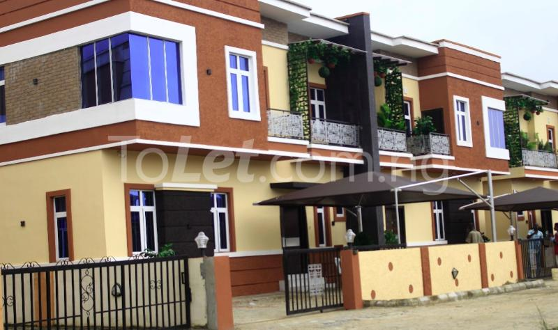 4 bedroom House for sale Orchid road chevron Lekki Lagos - 1