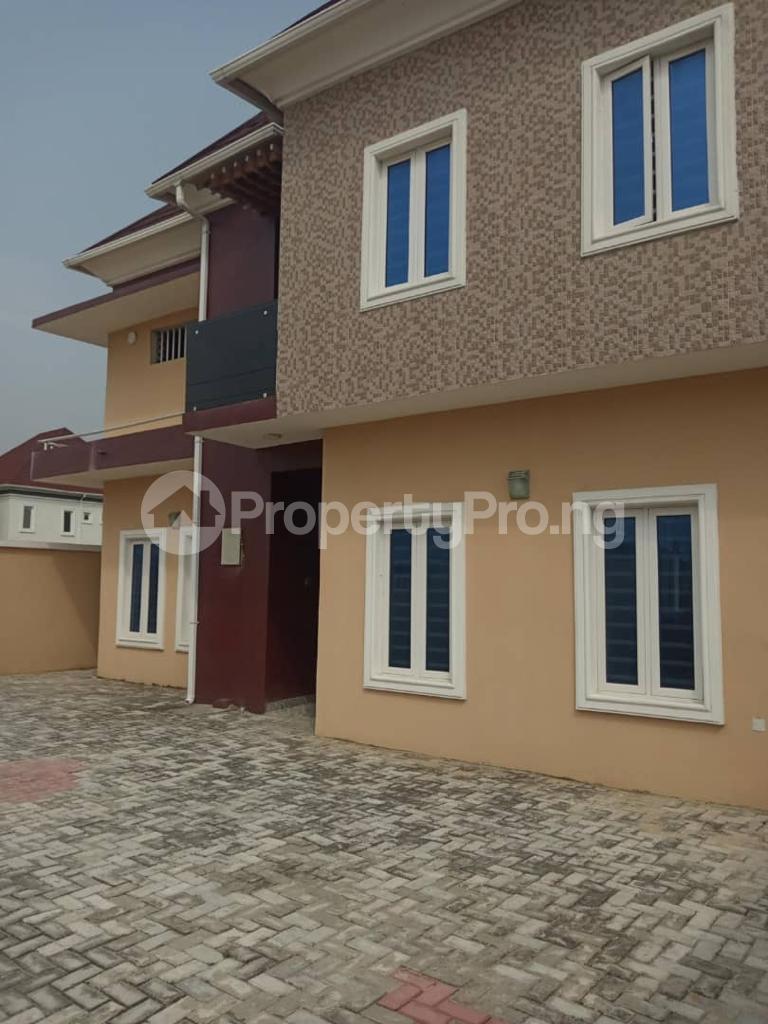 4 bedroom Semi Detached Duplex for sale   Lekki Phase 1 Lekki Lagos - 1