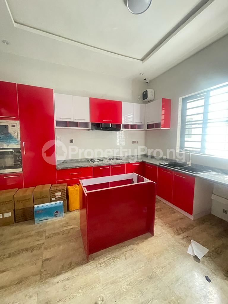 Semi Detached Duplex for sale Second Toll Gate Lekki Lagos - 14