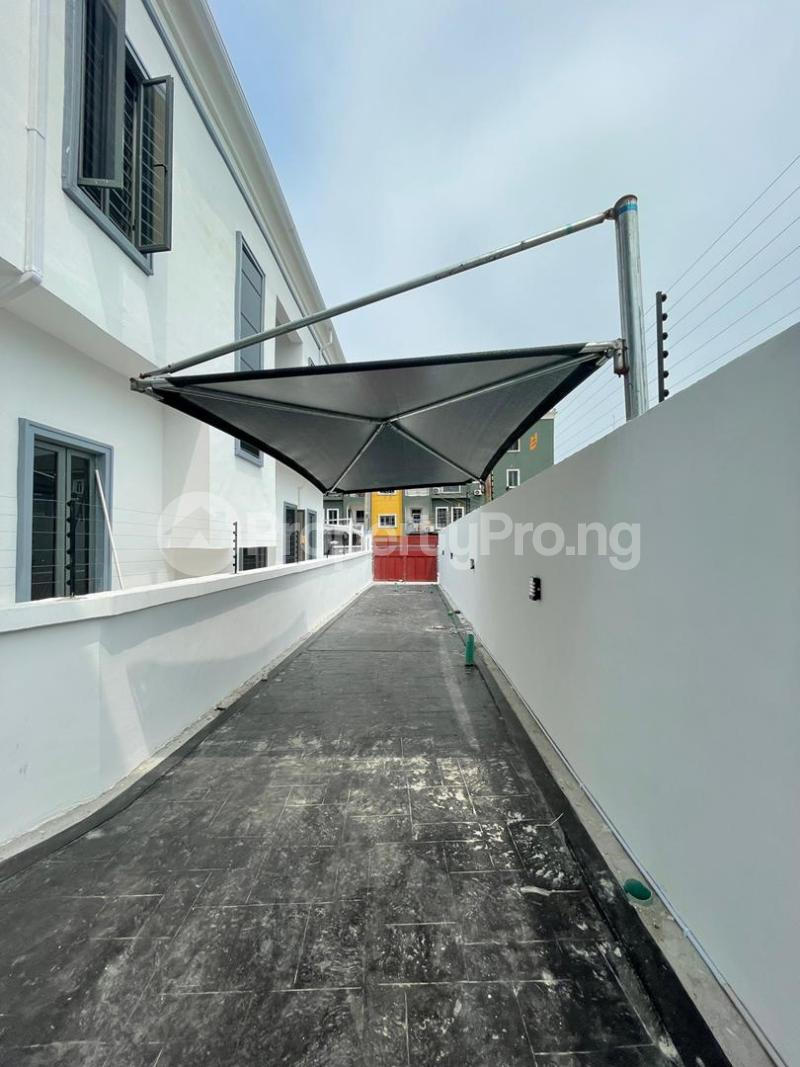 Semi Detached Duplex House for sale Ikate Lekki Lagos - 2