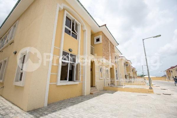 4 bedroom House for sale Alperton Residence Estate   Osapa london Lekki Lagos - 11