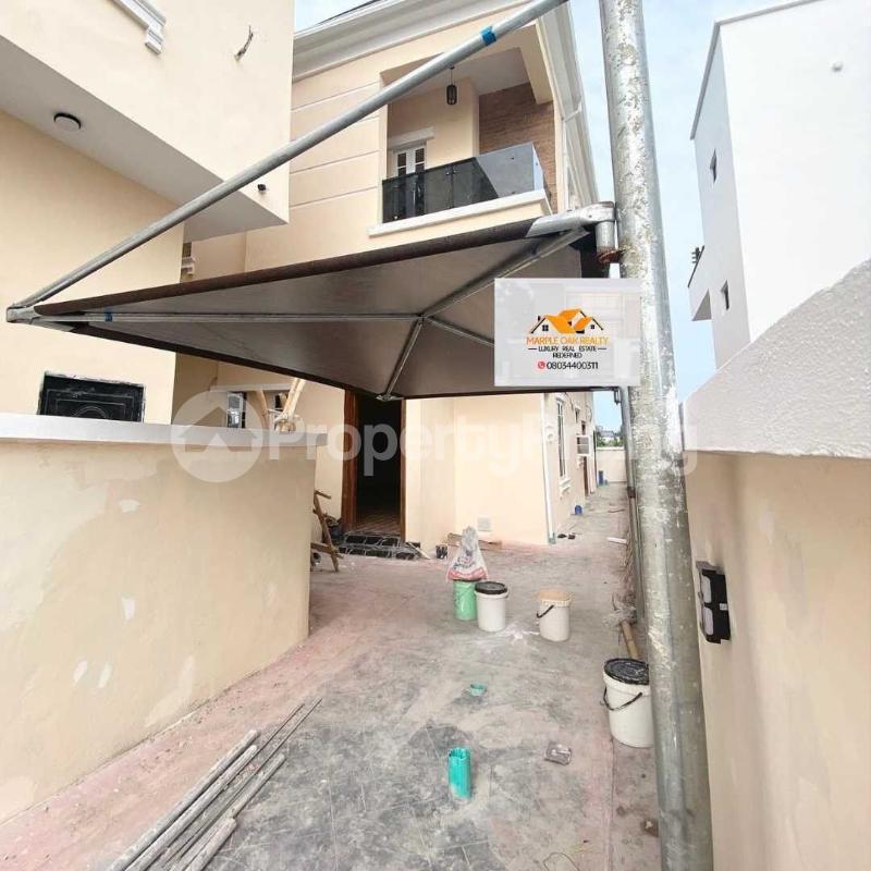 4 bedroom Semi Detached Duplex for sale Ikota Lekki Lagos - 10