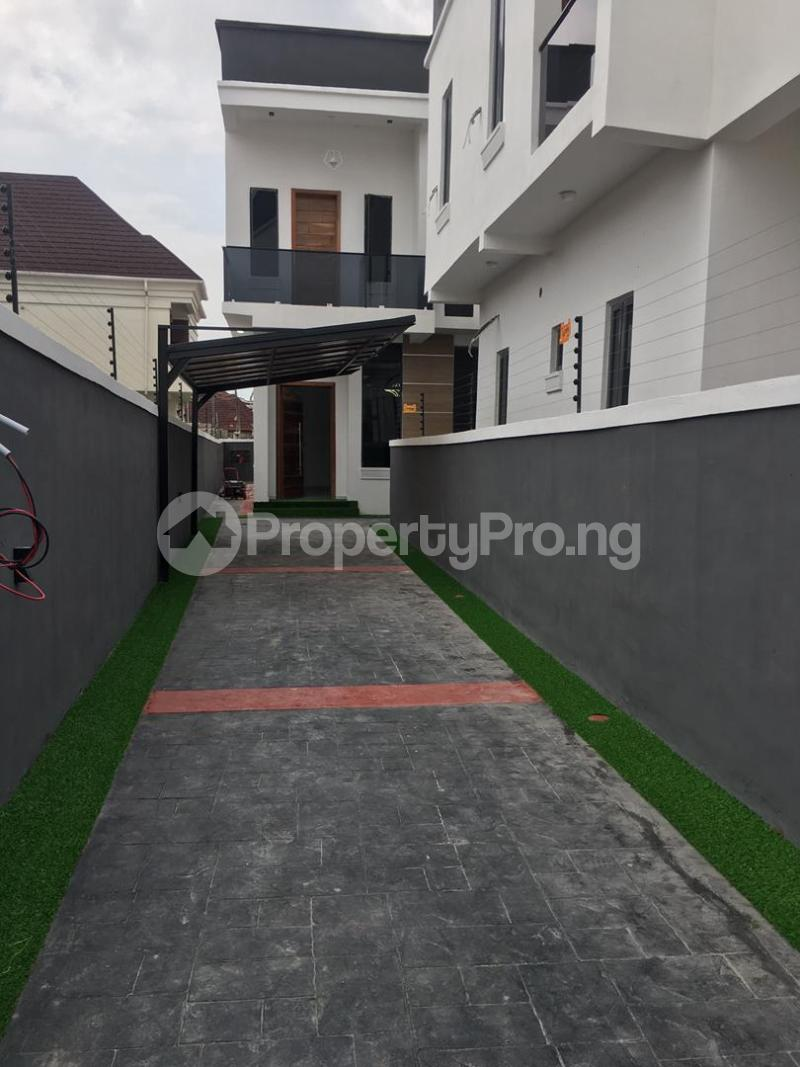 4 bedroom Detached Duplex for sale Thomas Estate Ajah Lagos - 0